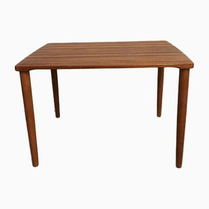Mid-Century Danish Teak Side Table from France & Daverkosen, 1960s