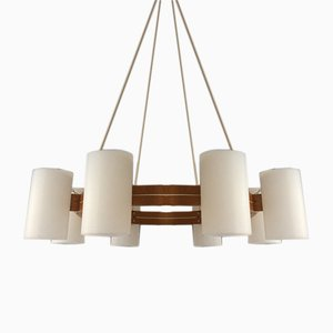 Vintage Swedish Ceiling Lamp by Uno & Östen Kristiansson for Luxus