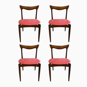 Chaises de Salon par H.W. Klein pour Bramin, 1960s, Set de 4