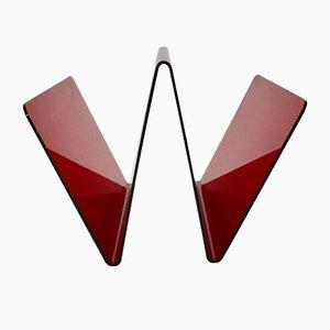 Portariviste rosso, anni '70