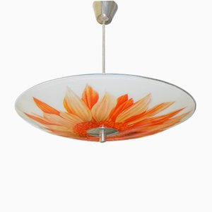Czechoslovakian Ceiling Light from Napako, 1970s