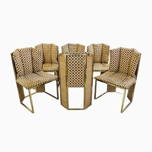 Dining Chairs, 1975, Set of 6