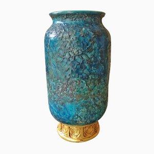 Vase Vintage Série China par Aldo Londi pour Bitossi