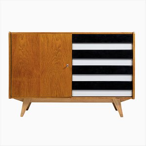 U-458 Chest of Drawers by Jiri Jiroutek for Interier Praha, 1960s