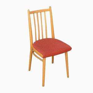 Chaises de Salon Tchèques de TON, 1960s, Set de 4