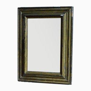 Espejo francés vintage dorado