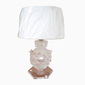 Lampada da tavolo vintage di Rene Lalique