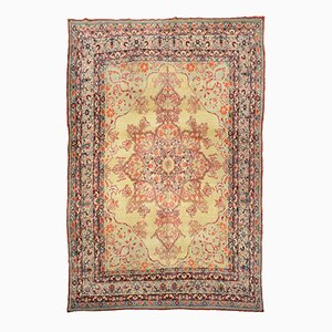 Antique 19th Century Wool Rug, 1880s