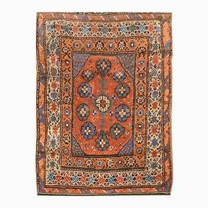 Alfombra Bergama turca antigua