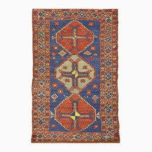 Antique Wool Kazak Carpet