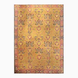 Indischer Teppich im Jugendstil, 1920er