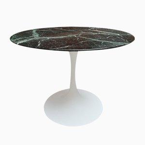 Tisch mit Marmorplatte, 1960er