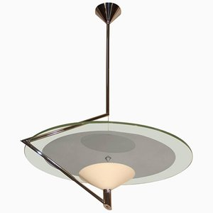 Vintage Olympia Pendant Light by Daniela Puppa for Fontana Arte