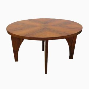 Mid-Century Danish Oval Dining Table, 1950s