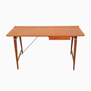 Mid-Century Scandinavian Working Table, 1950s