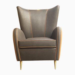 Italienischer Vintage Sessel, 1954