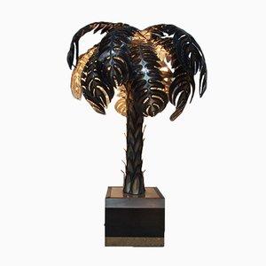 Modell Palmier Lampe von Christian Techoueyres für Maison Jansen, 1970er