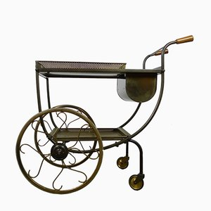 Brass Trolley by Josef Frank for Svenskt Tenn, 1950s