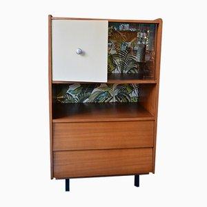 Mueble de almacenamiento, años 60