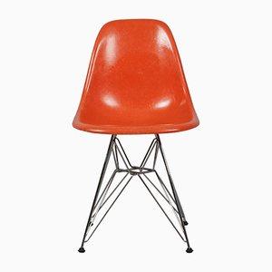 Sedia DSR vintage di Charles & Ray Eames per Vitra