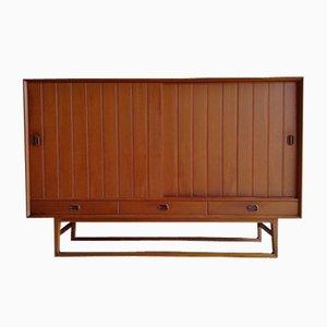 Mueble de salón de Arne Vodder para Sibast, 1958