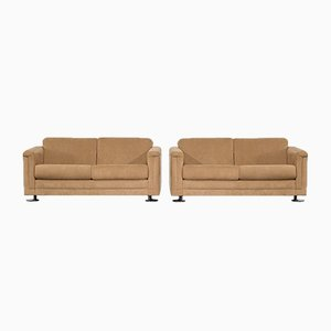Vintage D120 Sofas by Valeria Borsani and Alfredo Bonetti for Tecno