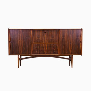 Mid-Century Danish Rosewood Highboard