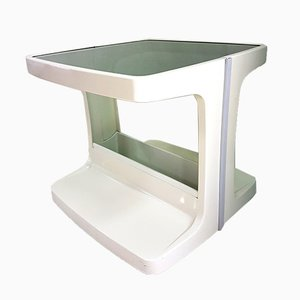 Vintage Space Age Side Bar Table