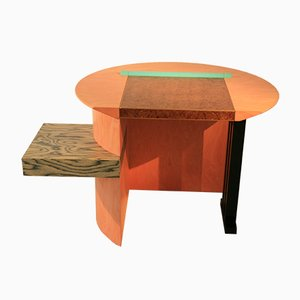 Italian Sophia Writing Desk by Aldo Cibic for Memphis, 1980s