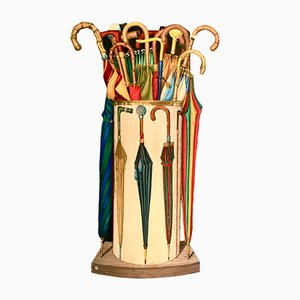 Umbrella Stand by Piero Fornasetti, 1970s