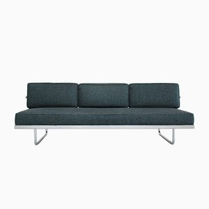 Sofá cama LC5. F vintage de Le Corbusier para Cassina