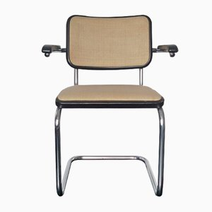 Vintage S 64 Armchair by Marcel Breuer for Thonet