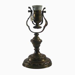 Lámpara de mesa modernista, década de 1890