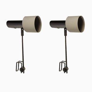 Lámparas de mesa Mid-Century de Arteluce. Juego de 2