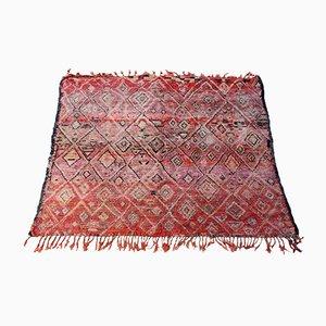 Vintage Zaine Moroccan Berber Carpet, 1960s