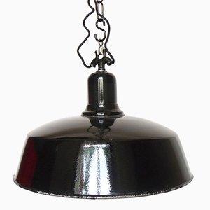 Lámpara colgante Bauhaus de Christian Dell para Kaiser Idell, años 30