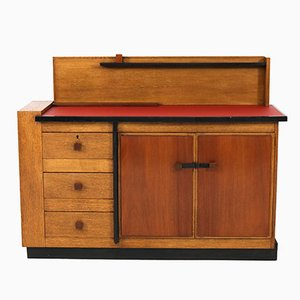 Vintage Oak Sideboard by Jan Brunott, 1920s