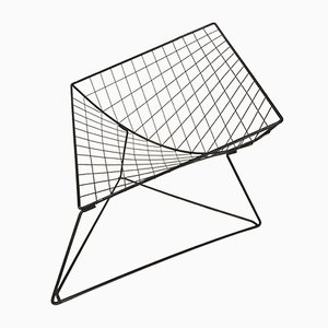 Model Oti Wire Mesh Chair by Jørgen Gammelgaard for Ikea, 1986