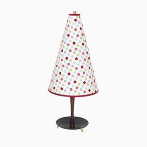 Lámpara de mesa, años 50