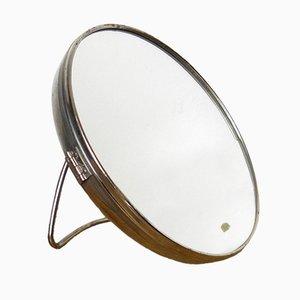 Specchio da rasatura vintage con luce di Marcel Breuer per Zeiss