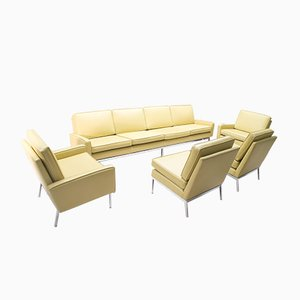 Large Seating Set by Florence Knoll for Knoll International, 1960