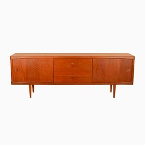 Mid-Century Large Danish Sideboard by H.W. Klein for Bramin, 1960s