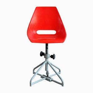 Chaise Ajustable par Miroslav Navrátil pour Vertex, 1960s