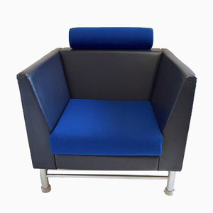 Eastside Modell Stühle von Ettore Sottsass für Knoll International, 1980er, 2er Set