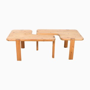 Tables Basses par Aksel Kjersgaard, 1960s, Set de 2