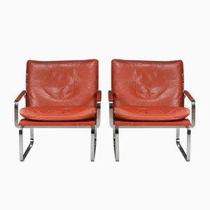 Dänische Sessel von Jørgen Lund & Ole Larsen für Bo-Ex, 1960er, 2er Set