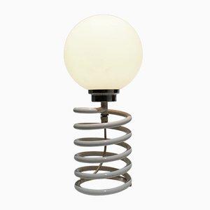 Vintage Spirale Tischlampe von Ingo Maurer für Design M