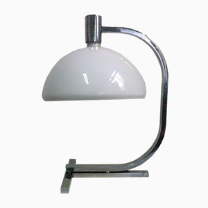 Lámpara de mesa AM/AS Series grande de Helg, Piva, & Albini para Sirrah, 1969