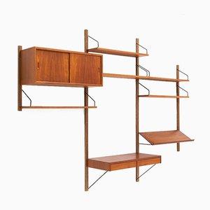Libreria Royal System di Poul Cadovius, anni '50