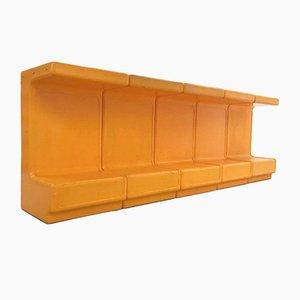 Bar modular de Wolfgang Feierbach para FG Design, 1974